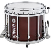 Cherry Wood Yamaha custom marching finish.