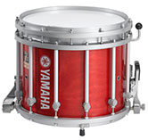 Red Forest Yamaha custom marching finish.