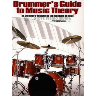 magadini drummer 39 s guide to music theory drum set method books drum set steve weiss music. Black Bedroom Furniture Sets. Home Design Ideas