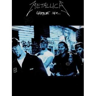 Metallica Garage Inc Transcriptions Drum Set Transcriptions