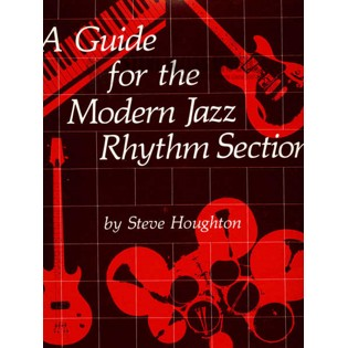 houghton-guide for the modern jazz rhythm section