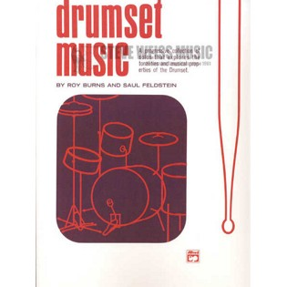 burns/feldstein-drum set music