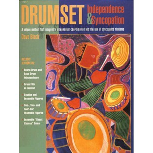 black-drumset independence & syncopation