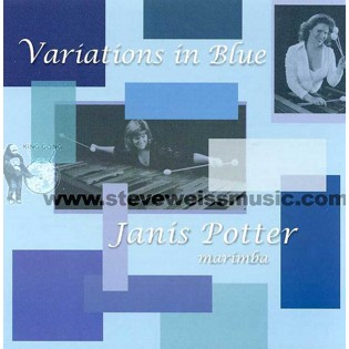 potter-variations in blue (cd)
