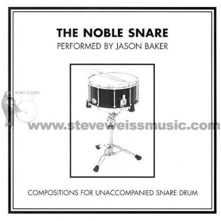 smith-noble snare (cd)
