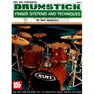 marucci-drumstick finger systems and techniques