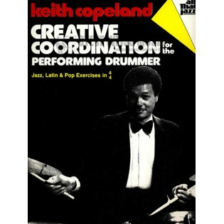 copeland-creative coordination for the performing drummer