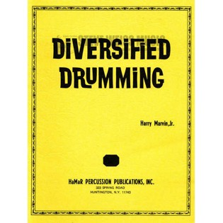 marvin-diversified drumming
