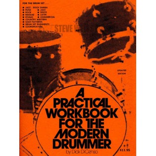 dicenso-practical workbook for the modern drummer