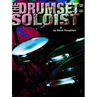 houghton-drumset soloist, the (w/cd)