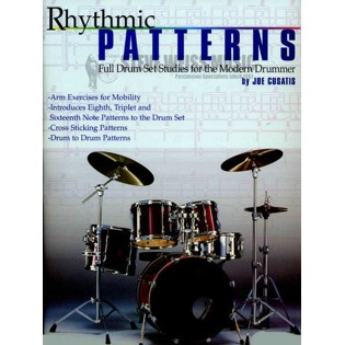 cusatis-rhythmic patterns for the modern drummer