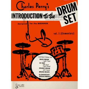 perry-intro to drum set (vol 1)