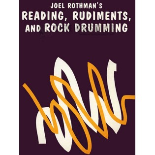 rothman-reading, rudiments and rock drumming