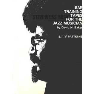 baker-no. 5 ear training tapes for jazz: patterns