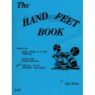 doboe-hand feet book