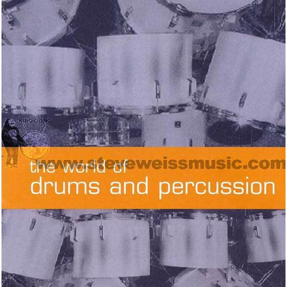 Various-World Of Drums And Percussion