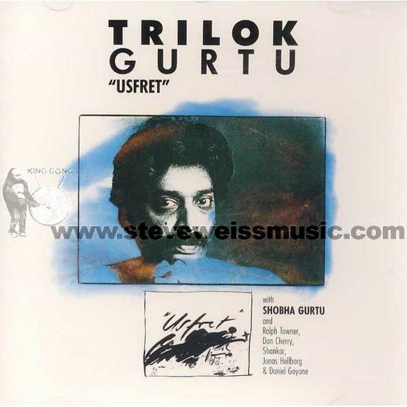 Gurtu-Usfret (CD)
