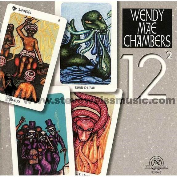 Chambers-Twelve Squared (CD)