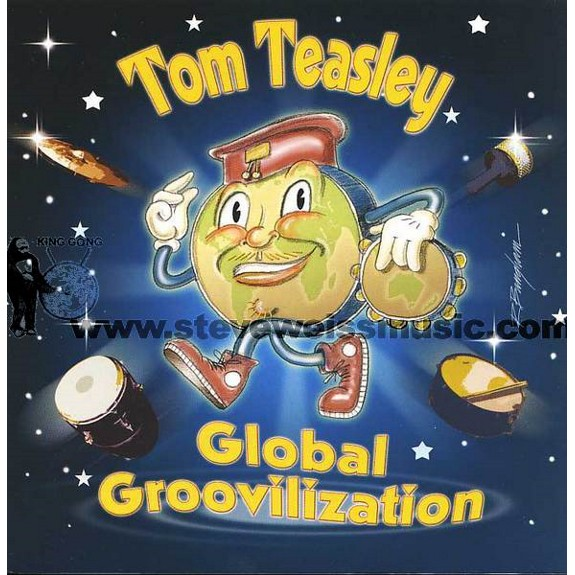 Teasley-Global Groovilization (CD)