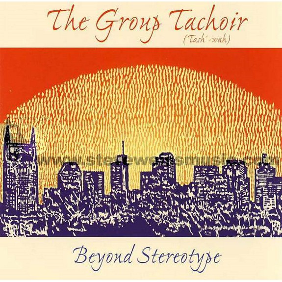 Tachoir-Beyond Stereotype (CD)