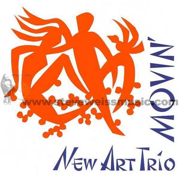 New Art Trio-Movin' (CD)