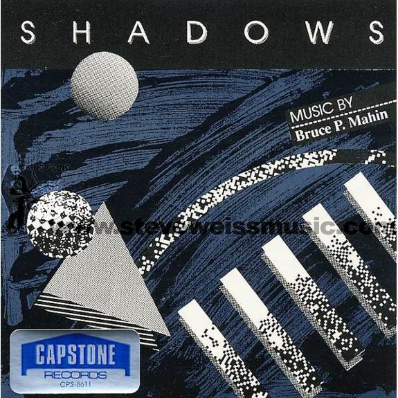 Mahin-Shadows (CD)
