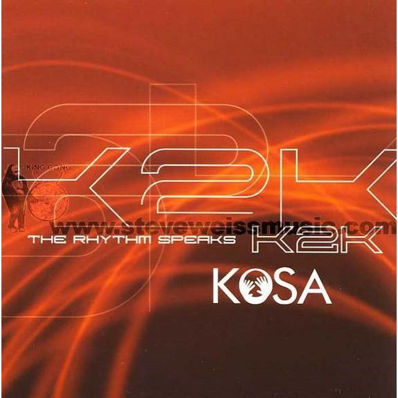 KoSA-The Rhythm Speaks (CD)