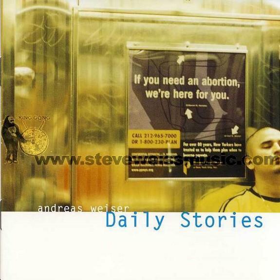 Weiser-Daily Stories (CD)