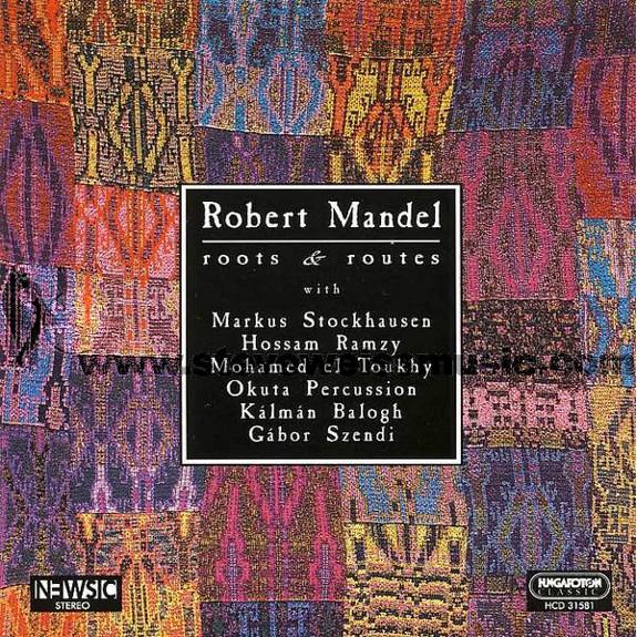 Mandel-Roots & Routes (CD)