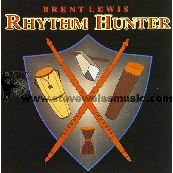 Lewis-Rhythm Hunter (CD)