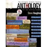 houghton-ultimate drumset reading anthology (w/cd)