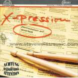 percussion arts quartet-x-pression (cd)