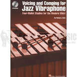 davis-voicing and comping for jazz vibraphone (cd)