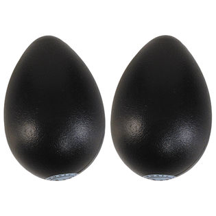lp rhythmix egg shakers (pair) - black
