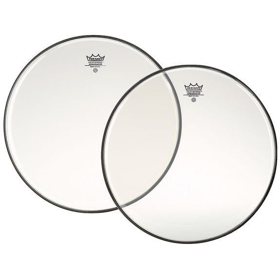 remo ambassador clear drum head snare drum heads tom heads drum set drum heads steve. Black Bedroom Furniture Sets. Home Design Ideas