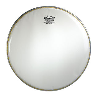 remo cybermax marching snare drum head