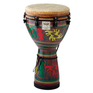 "remo 12"" key-tuned djembe"