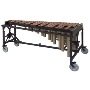 adams 4.3 oct concert synthetic marimba w/ field frame