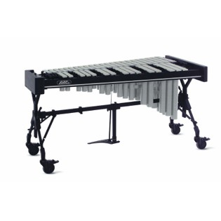 adams 3.1 octave soloist vibraphone with motor - voyager frame
