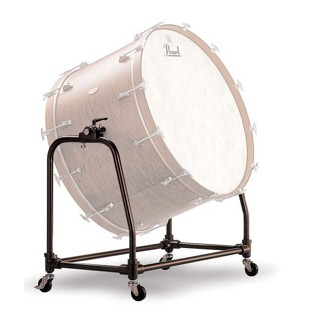 pearl concert bass drum stand - direct mount