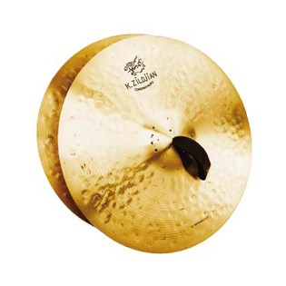 "zildjian 18"" k constantinople medium light cymbal pair"
