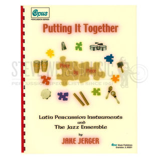 jerger putting it all together cd ethnic percussion method books