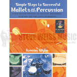 wylie-simple steps to successful mallets and more percussion (cd)