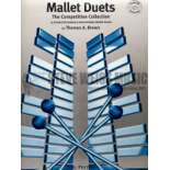 brown-mallet duets: the competition collection (online audio access included)