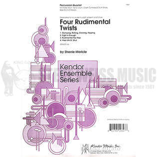 maricle-four rudimental twists (sp)-p