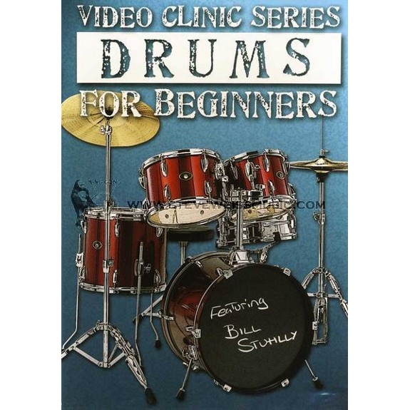 Stuhlly-Drums For Beginners (DVD)