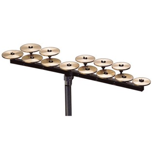 5h-zildjian high octave standard grade crotales (13 notes) without mounting bar