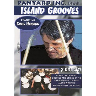 hanning-island grooves (dvd)