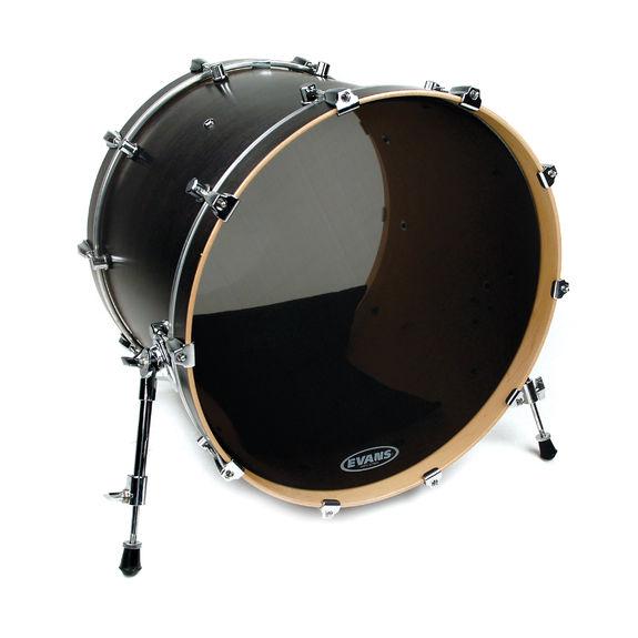 evans retro screen resonant bass drum head bass drum heads steve weiss music. Black Bedroom Furniture Sets. Home Design Ideas