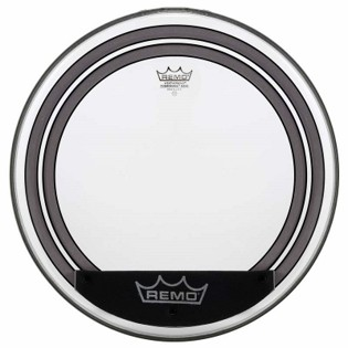 remo powersonic clear bass drum head